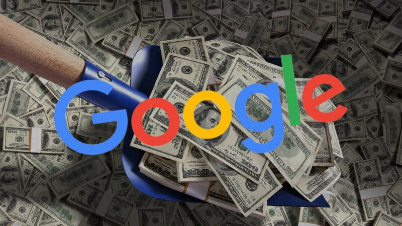 google gives money to users